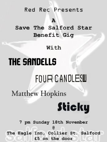 Salford Star Benefit