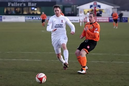 Click to view AFC FYLDE 1 SALFORD CITY 3