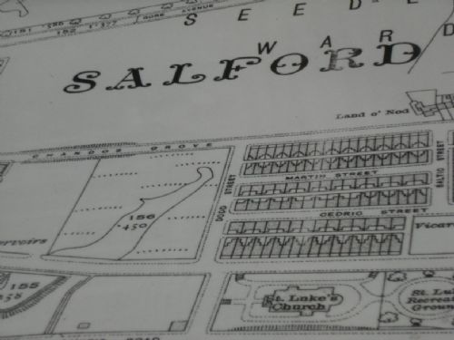Click to view A-Z OF LOST SALFORD STREETS