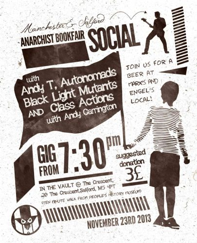 Click to view Anarchist Bookfair Social
