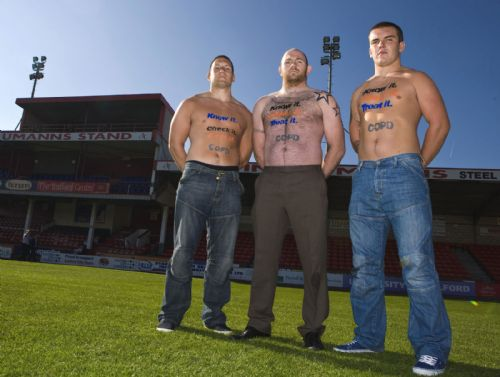 Click to view SALFORD REDS COPD CAMPAIGN