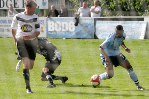Click to view Bamber Bridge 1 Salford City 2