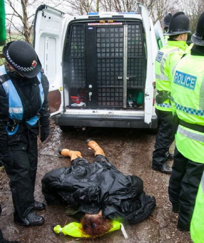 Click to view Vanda's Arrest by Greater Manchester Police