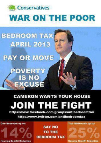 Click to view Say No To The Bedroom Tax
