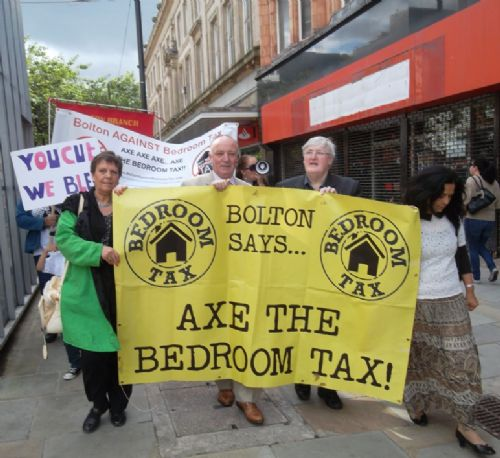 Click to view Bolton Against Bedroom Tax Demo September 2013