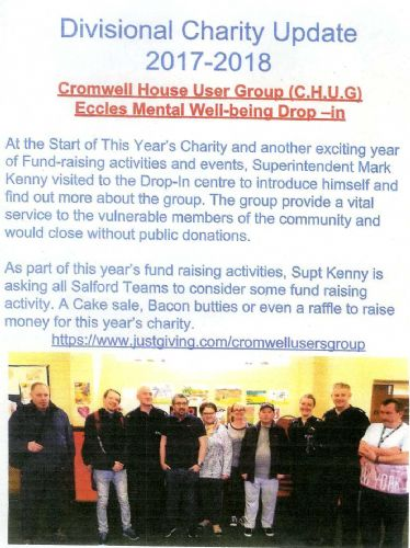 Click to view Cromwell House Users Group Salford