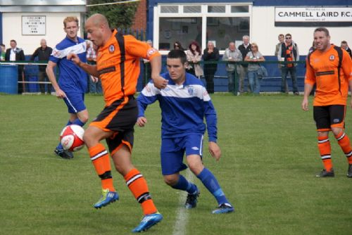 Click to view Cammell Laird 2 Salford City 0