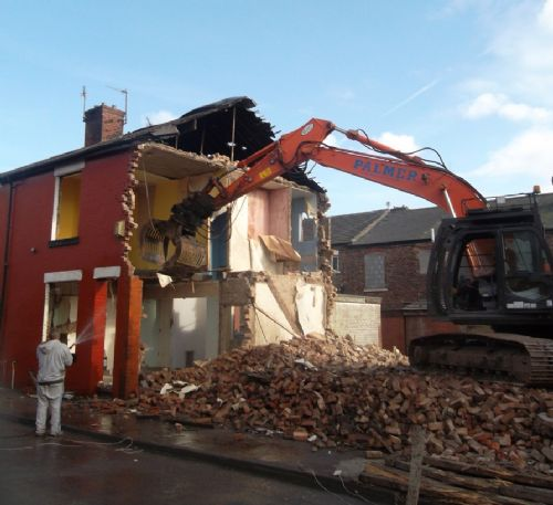 Click to view Top Streets Demolition March 2012 Salford