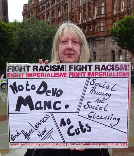 Click to view Housing Action Protest June 2016