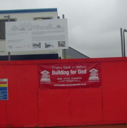Click to view Emmanuel Church Development Langworthy Road Salford