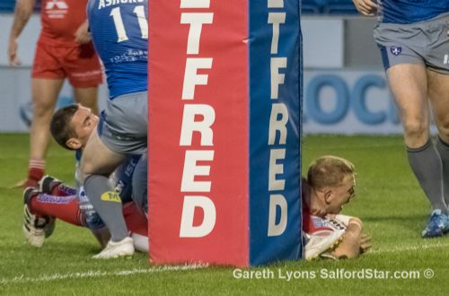 Click to view Salford Red Devils 18 Wakefield Trinity 43