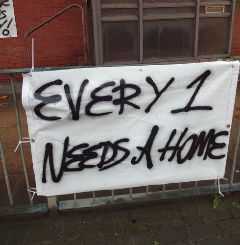 Click to view Eccles Saving People Shelter Project