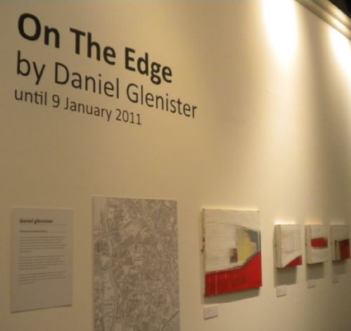 Click to view Daniel Glenister On The Edge
