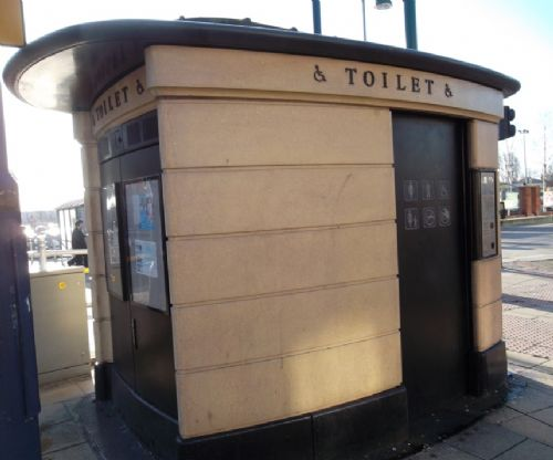 Click to view Eccles Toilet Wins Salford Star Award