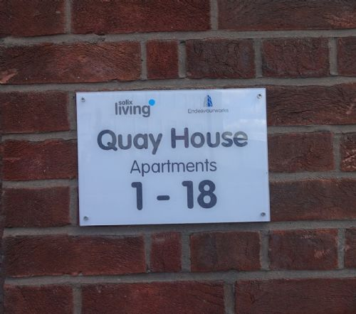 Click to view Quay House Salford