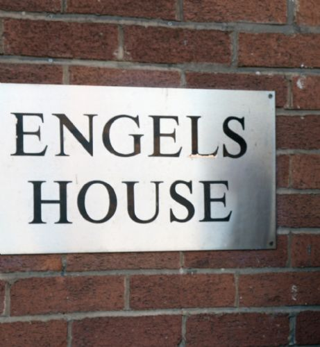 Click to view ENGELS HOUSE