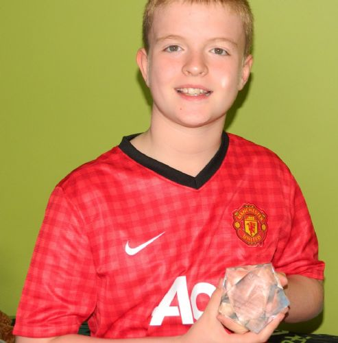 Click to view Ethan Evans Salford Swimmer