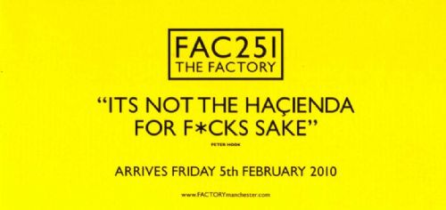 Click to view FAC251 THE FACTORY