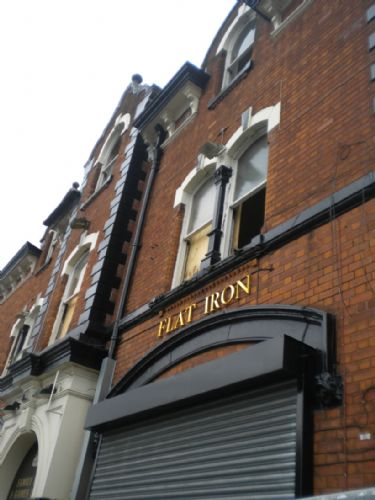 Click to view Flat Iron Pub Salford