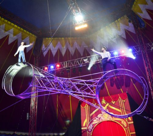 Click to view Gandey's Circus in Salford