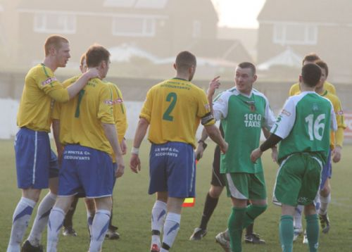 Click to view Garforth 3 Salford City 2