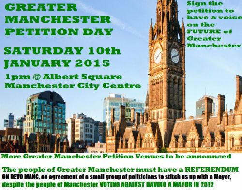 Click to view Greater Manchester Calls For Devolution Referendum
