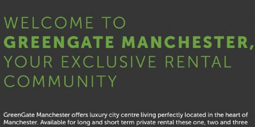 Click to view Greengate Manchester