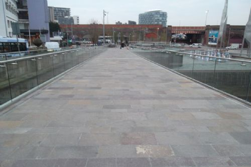 Click to view Salford £13million Greengate Square Fountain