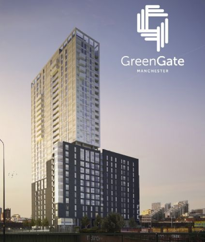 SALFORD APARTMENTS RE-BRANDED GREENGATE MANCHESTER AFTER