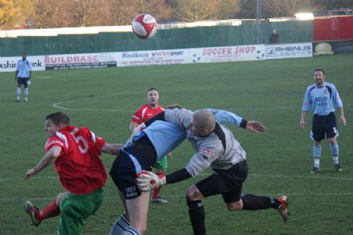 Click to view Harrogate Railway 2 Salford City 0