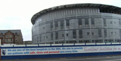 Click to view Salford Royal Hospital