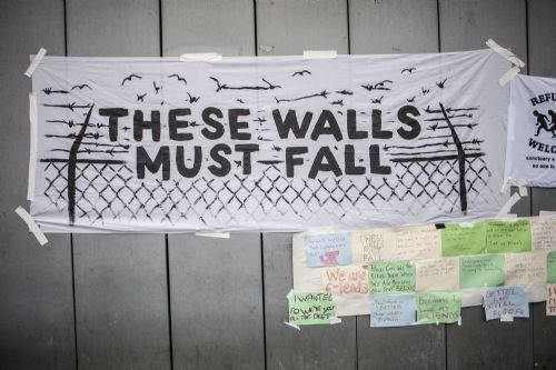 Click to view These Walls Must Fall