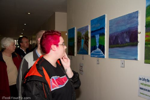 Click to view Joe Coffey - HoodLife Opening