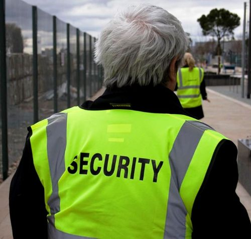Click to view Security Job At Media City?
