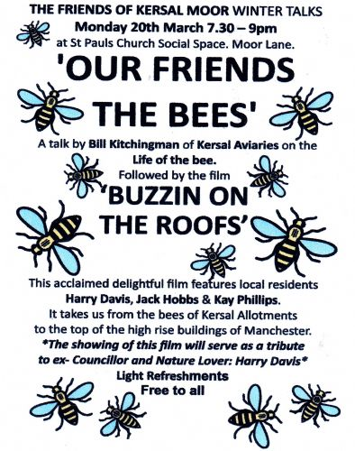 Click to view Our Friends The Bees