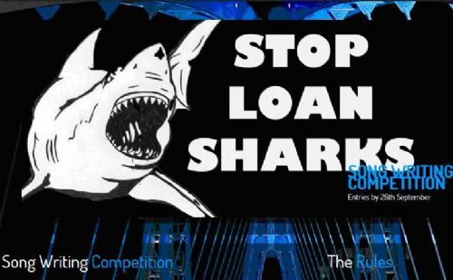 Click to view Salford Loan Shark Song Writing Comp