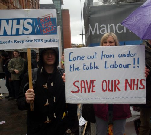 Click to view Labour Party Conference Demo