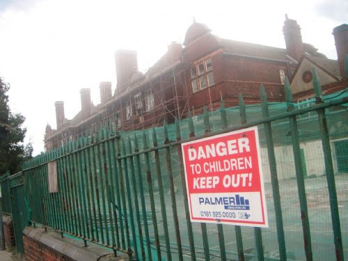 Click to view LANGWORTHY ROAD PRIMARY SCHOOL DEMOLITION