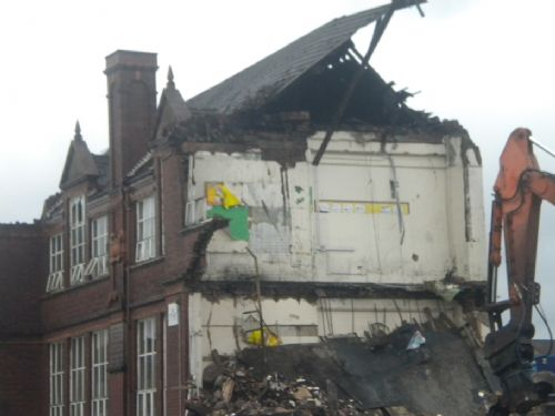 Click to view Salford Council Bulldozing Primary Schools