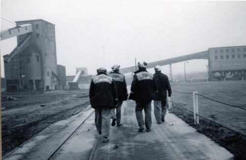 Click to view Agecroft Colliery Mining Exhibition