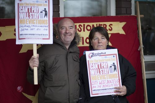 Click to view Little Hulton and Walkden Against The Bedrom Tax