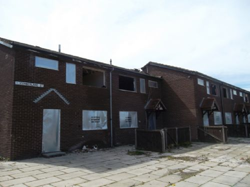 Click to view Lower Broughton Demolition Hell