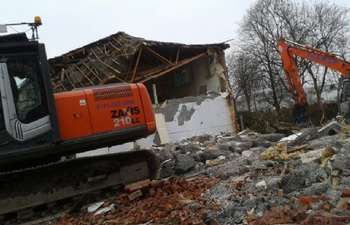 Click to view Lower Broughton Blitzed December 2012