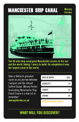 Click to view Modern History Top Trumps