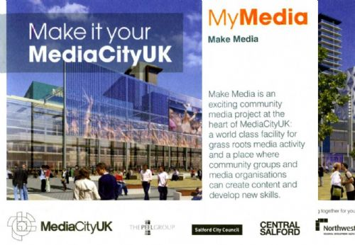 Click to view Make It Your MediaCityUK Booklet