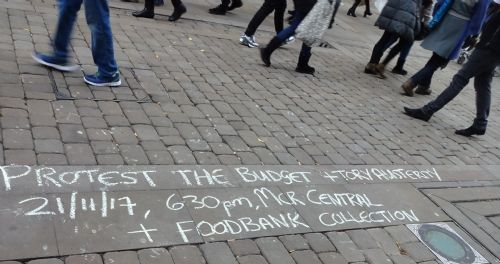 Click to view Manchester People's Assembly Bodge The Budget Show