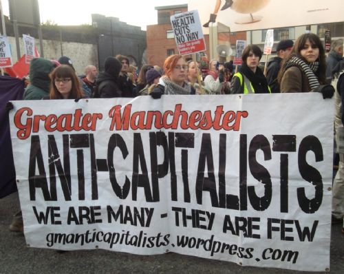 Click to view Anti Capitalist Campaigners