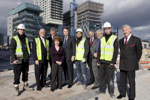 Click to view Mandelson At MediaCityUK