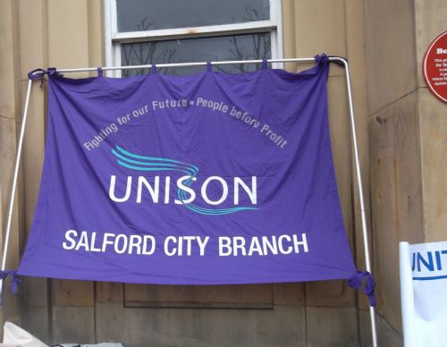 Click to view Salford May Day Rally 2013