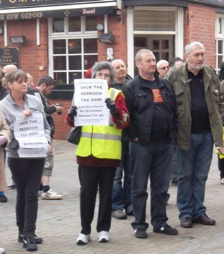 Click to view Bexley Square Salford Rallies